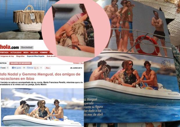 gemma mengual revista hola revista love revista semana lavidacollage