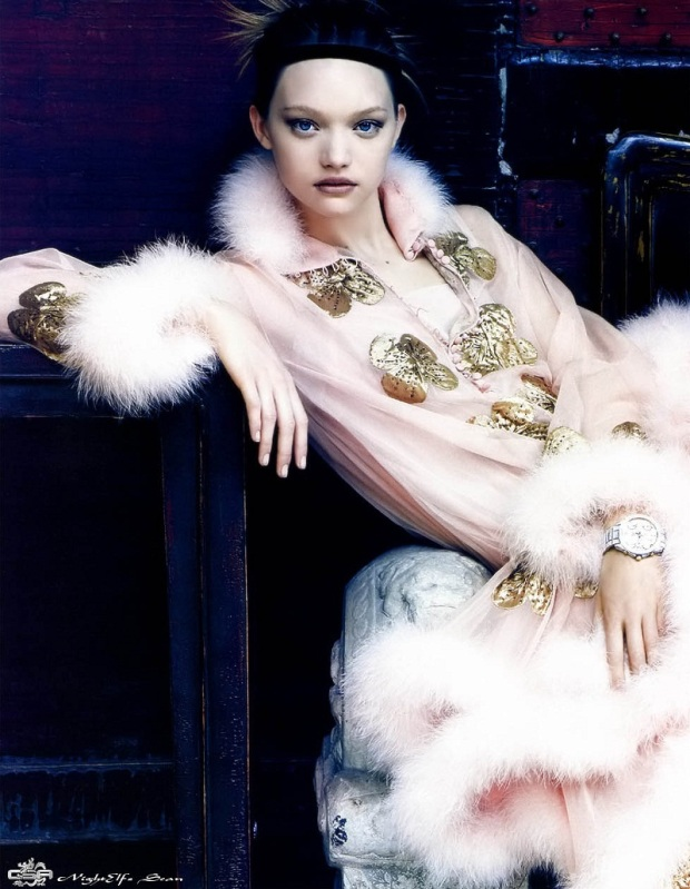 lavidacollage gemma_ward_tumblr