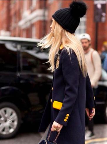 lavidacollage hat