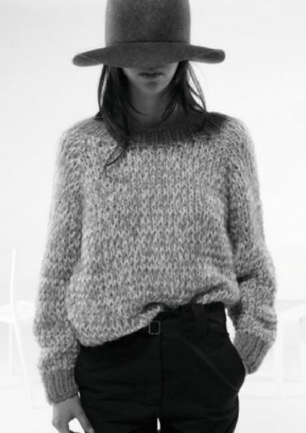 lavidacollage hat knit style