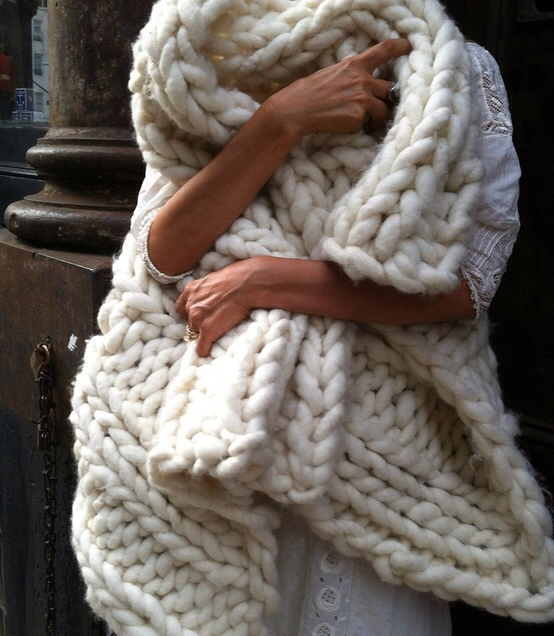knitting style  lavidacollage cold