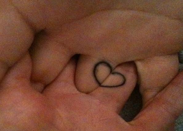 lavidacollage couple cuore love